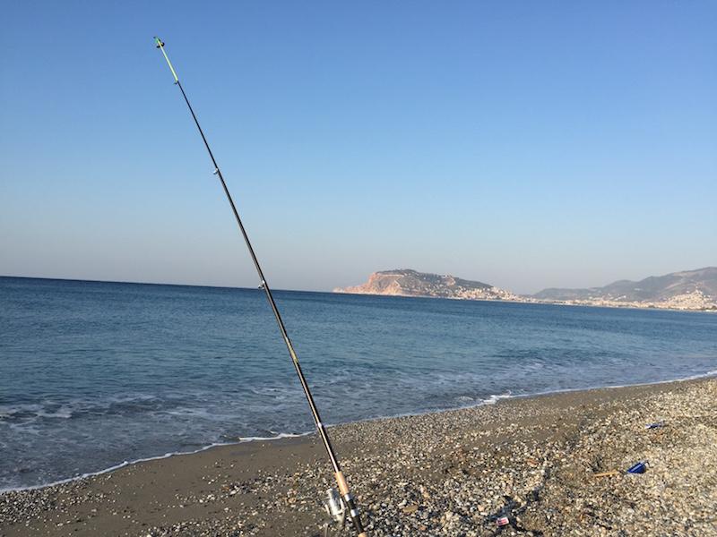 Alanya Balık Avı