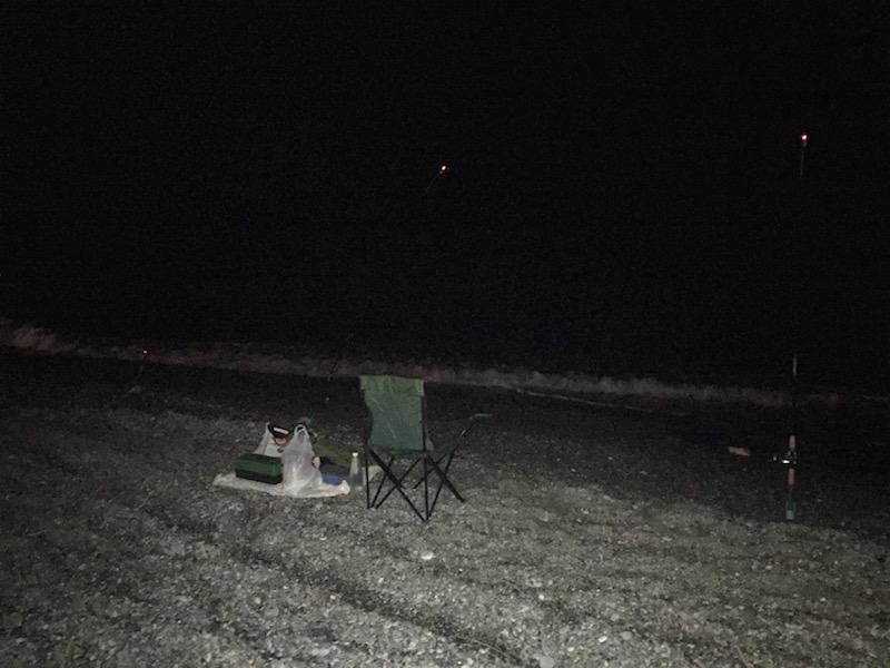 Gece Balık Avı için Mera