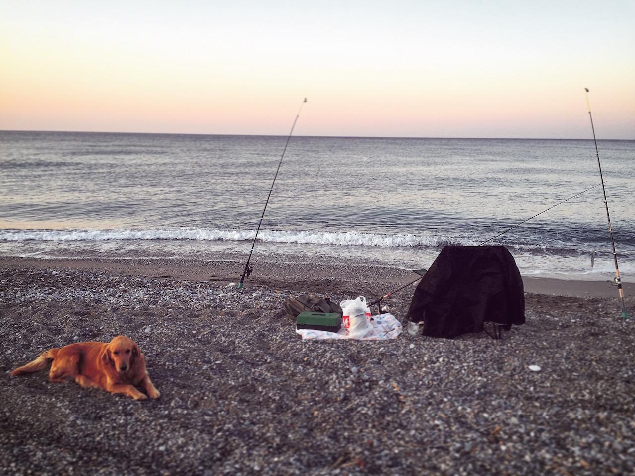 Geceden Başlayan Balık Avı